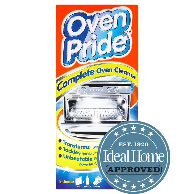best oven cleaners for shifting grease