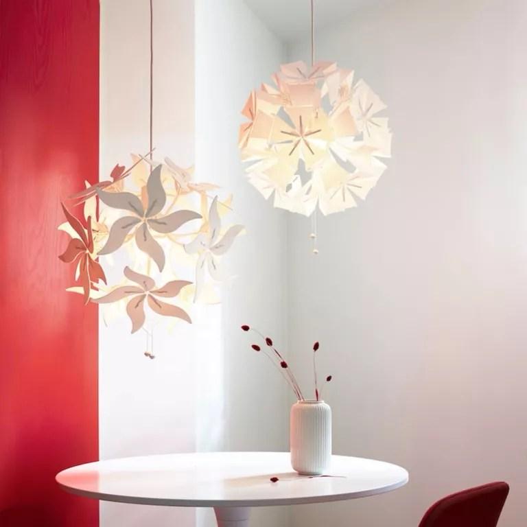 the ikea ramsele pendant lights that