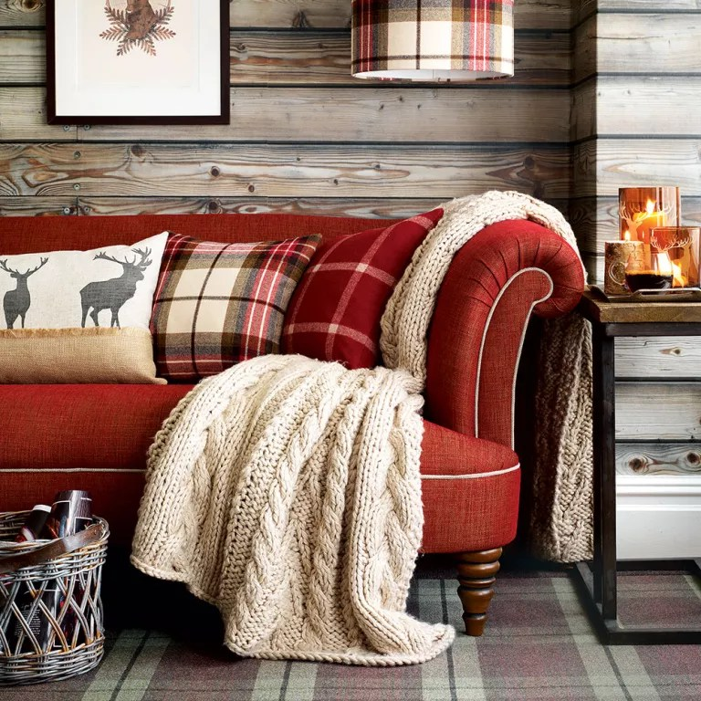 Red Living Room Ideas Curl Up With This Comforting And Vibrant Colour