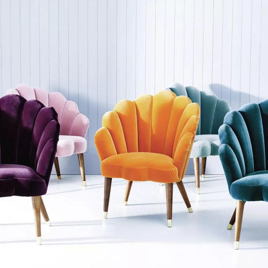 Oliver Bonas armchair