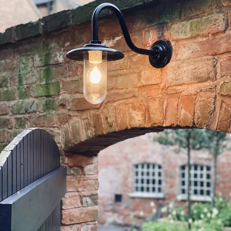 outdoor wall lighting ideas ways to