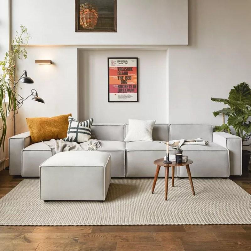 Swyft Sofa Model 03 in living room