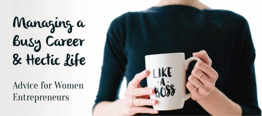 Managing a Busy Career and Hectic Life: Advice for Women Entrepreneurs KSAVAGER Design & Photography Graphic Designer Syracuse NY