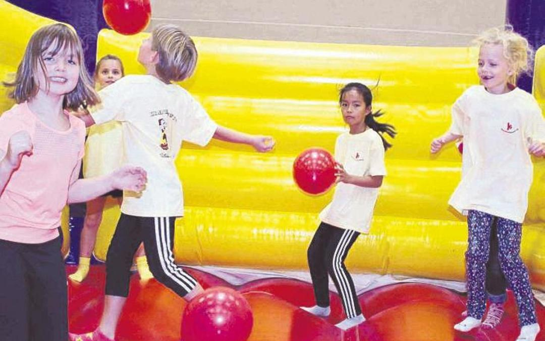 Kindersportaktionstag in Gardelegen