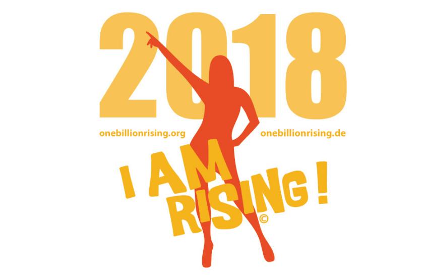 Steht auf ● Streikt ● Tanzt ● One Billion Rising