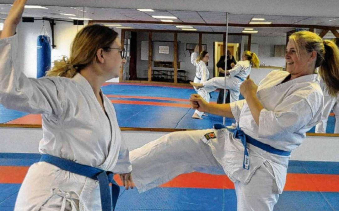 Von Fitness auf dem Trampolin bis Karate