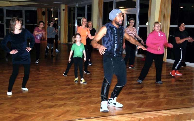 Tanzen gegen Gewalt an Frauen
