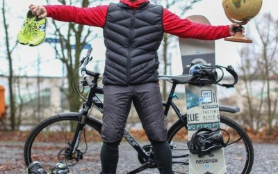"""40 075 Kilometer – """"Top, die Wette gilt!"""""""