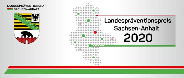 Landespräventionspreis Sachsen-Anhalt 2020