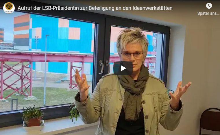 """Ideenwerkstätten """"Sportvereine in der Zukunft"""""""