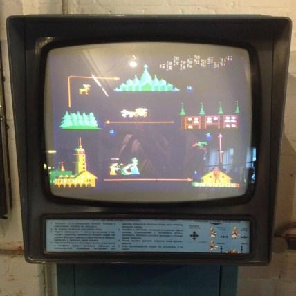 Spielautomaten-Museum Schneekönigin