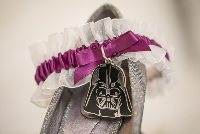 Darth Vadar garter