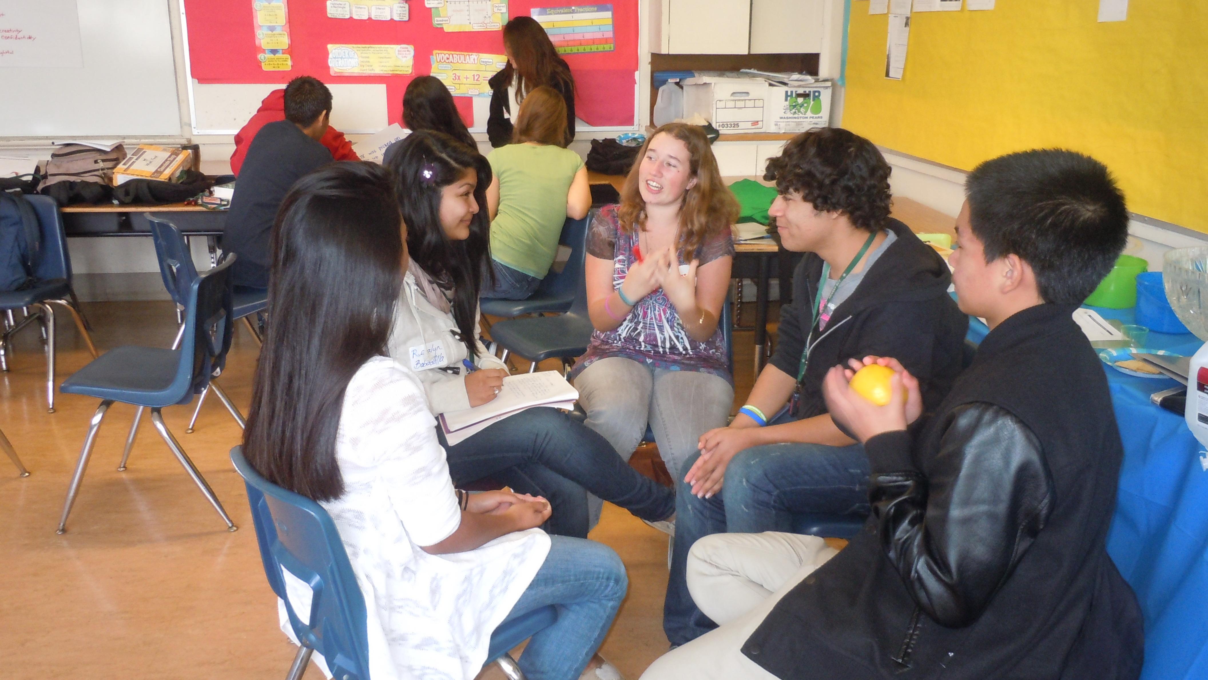 Peer Mentoring Program Kearny High