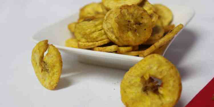 Suya Plantain Chips