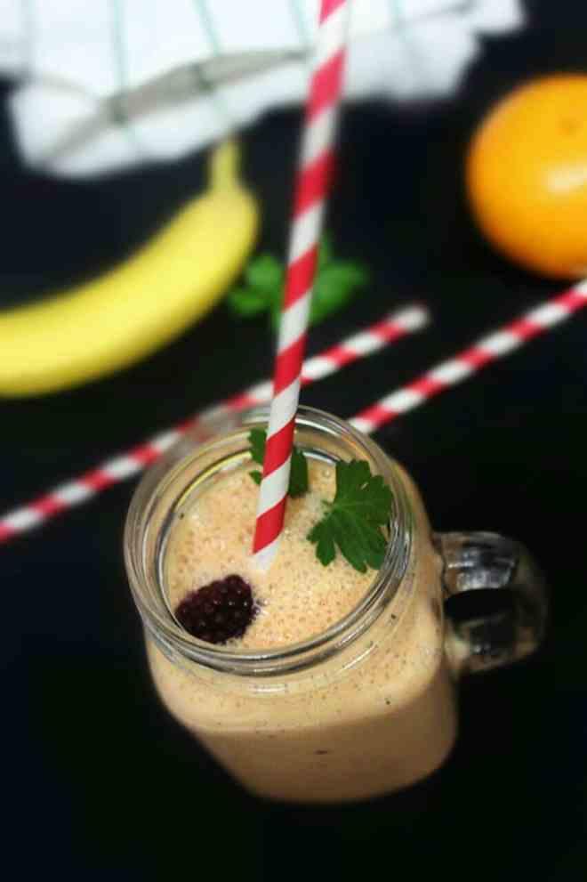 nutriblast smoothie