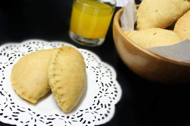 Nigerian meatpies