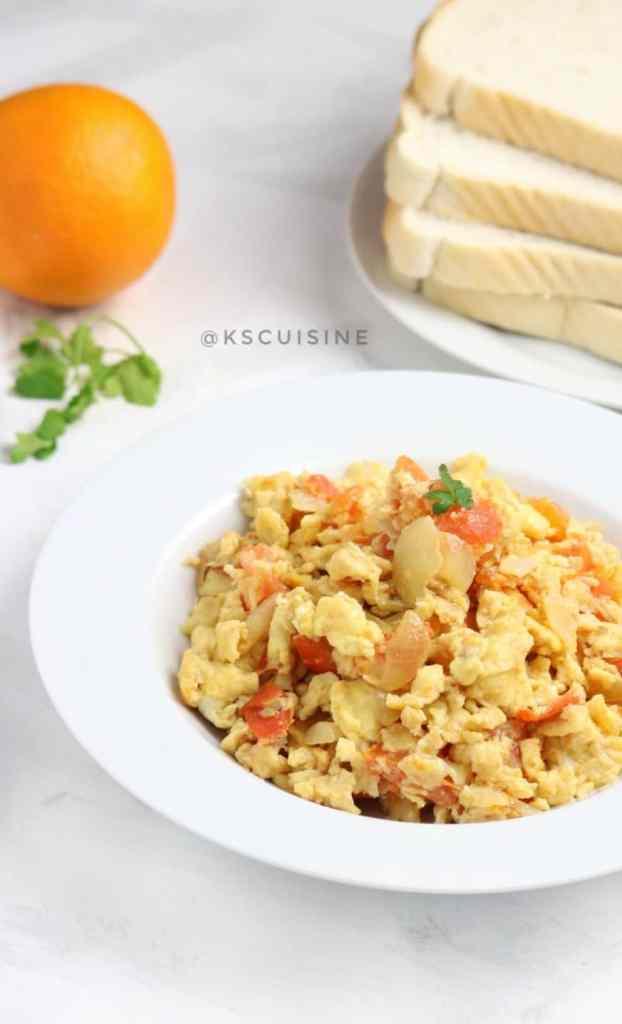 Nigerian Egg Stew. How to make egg stew