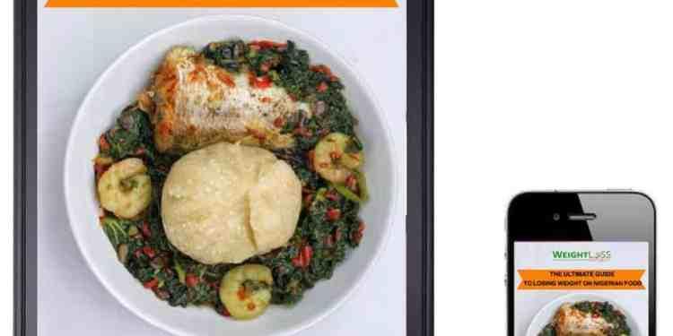 Losing Weight With Nigerian Food (Nigerian Weightloss)