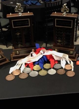 2018 KBAR/KBAT & State Championship Schedule