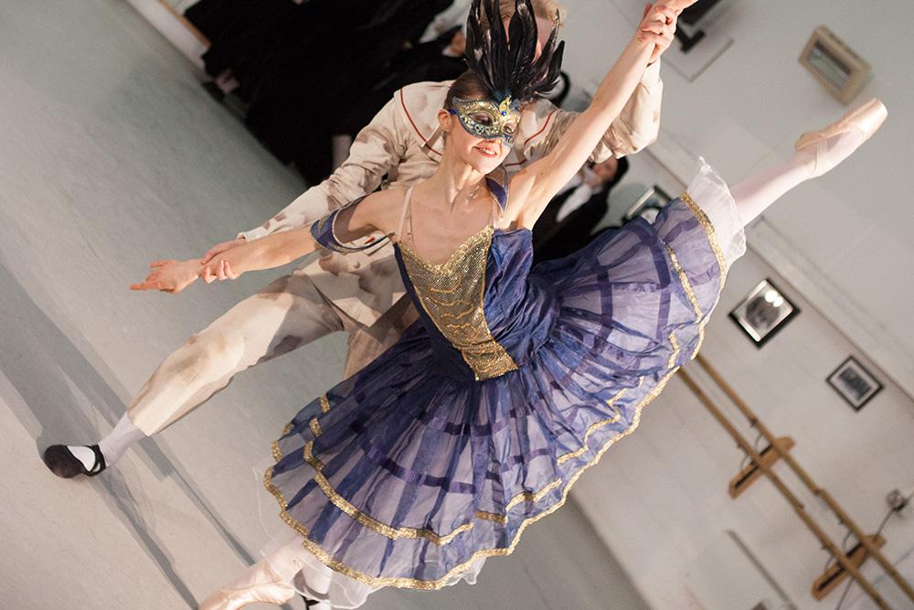 Danse Macabre Ballet Triple Bill