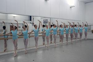 children's ballet dance school
