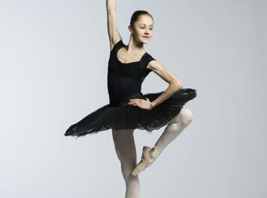 Jenny Hackwell Ballet Scholarship Winner