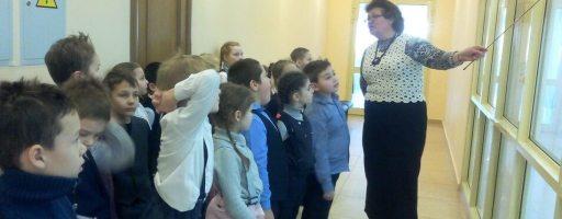 Экскурсии в музейной экспозиции КДЦ села Ершово