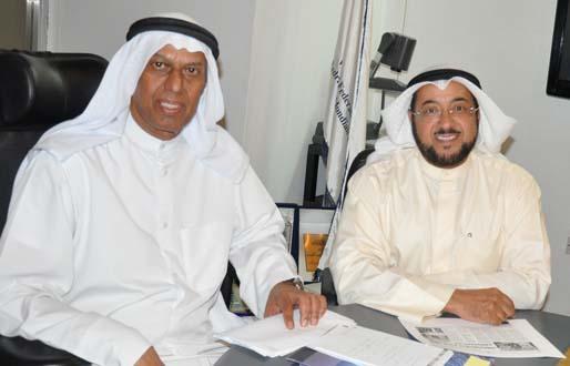 """""""المكاتب الهندسية"""" والجمعية : اتفاق على تطوير """" مزاولة المهنة """" وحماية المهندس الكويتي وتعزيز مكتساباته"""