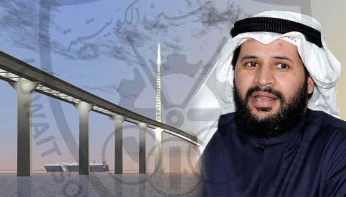 """حسام الخرافي : """" رؤية وطن"""" تتضمن مبادرات المهندسين لبناء كويت الحاضر والمستقبل"""
