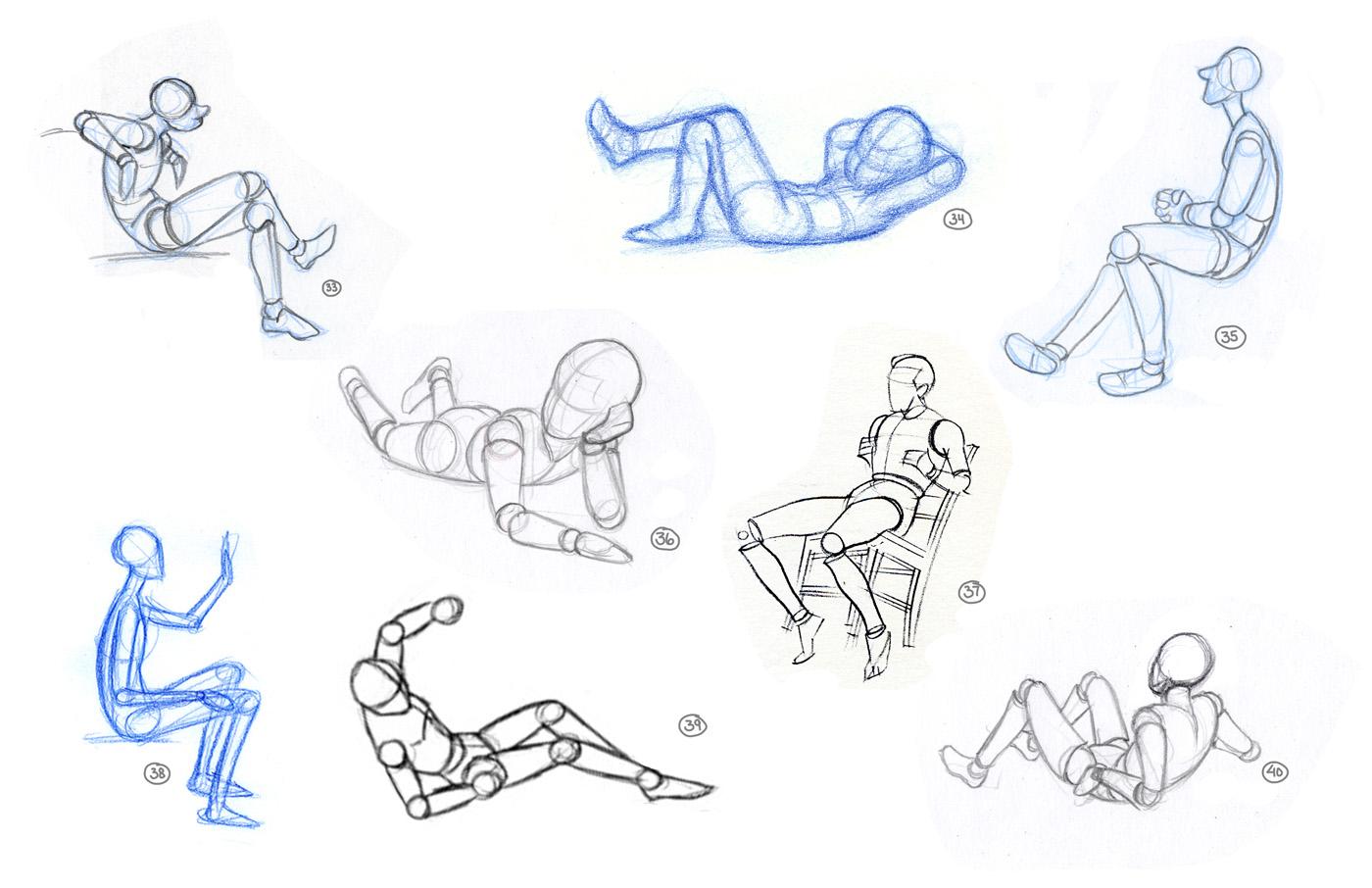 K Sean Sullivan Art Blog Drawing Basics
