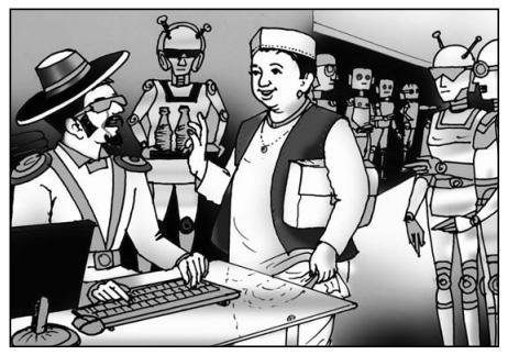रोबोट Summary in Hindi 2