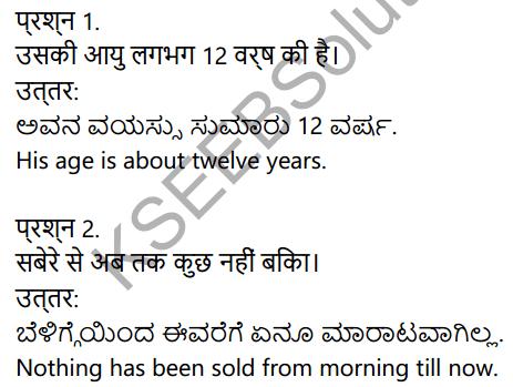 KSEEB Solutions for Class 10 Hindi वल्लरी Chapter 6 बसंत की सच्चाई 1