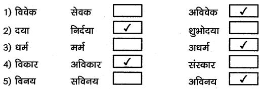 KSEEB Solutions for Class 10 Hindi वल्लरी Chapter 7 तुलसी के दोहे 2