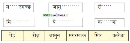 KSEEB Solutions for Class 6 Hindi वल्लरी Chapter 21 चतुर बंदर 1