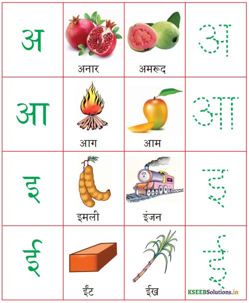 KSEEB Solutions for Class 6 Hindi वल्लरी Chapter 3 पढ़ो, समझो और लिखो 1