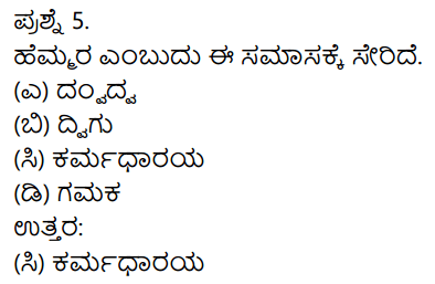 Siri Kannada Text Book Class 8 Solutions Gadya ​Chapter 8 Saptakshari Mantra​ 17