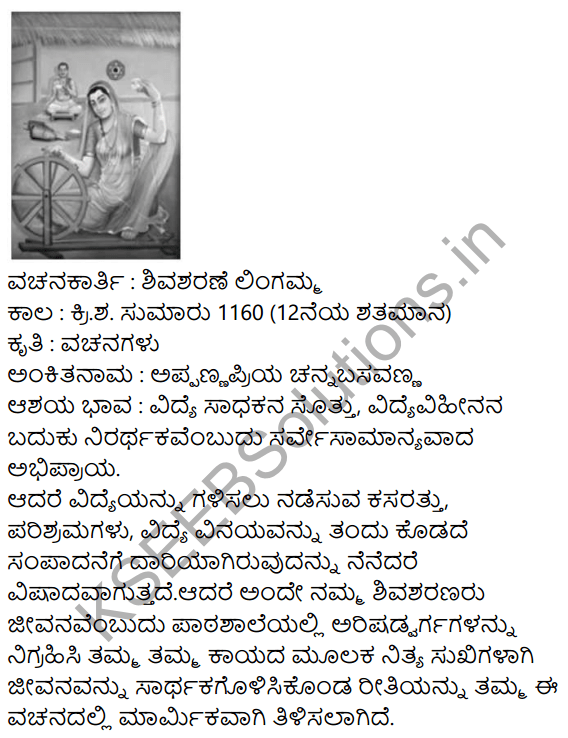 Vachanamrut Summary in Kannada 4