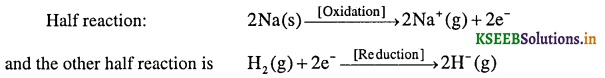 1st PUC Chemistry Question Bank Chapter 8 Redox Reactions - 13