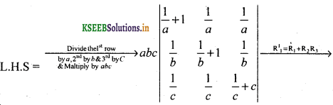 2nd PUC Basic Maths Question Bank Chapter 1 Matrices and Determinants 54