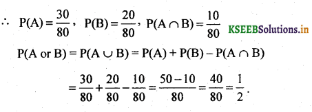 2nd PUC Basic Maths Question Bank Chapter 3 Probability 3