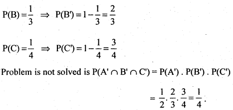 2nd PUC Basic Maths Question Bank Chapter 3 Probability 9