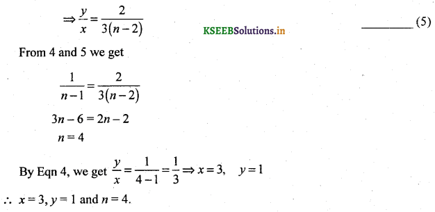 2nd PUC Basic Maths Question Bank Chapter 4 Binomial Theorem 28