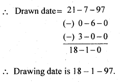 2nd PUC Basic Maths Question Bank Chapter 8 Bill Discounting 15