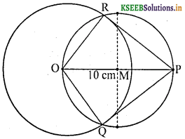 KSEEB Solutions for Class 10 Maths Chapter 6 Constructions Ex 6.2 1