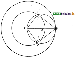 KSEEB Solutions for Class 10 Maths Chapter 6 Constructions Ex 6.2 2