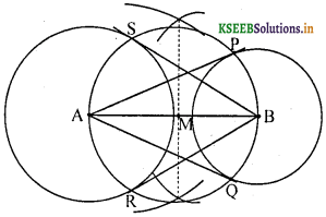 KSEEB Solutions for Class 10 Maths Chapter 6 Constructions Ex 6.2 5