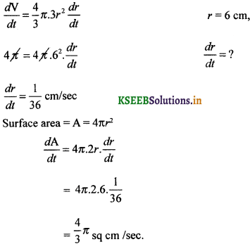 2nd PUC Basic Maths Question Bank Chapter 19 Differential Calculus 18