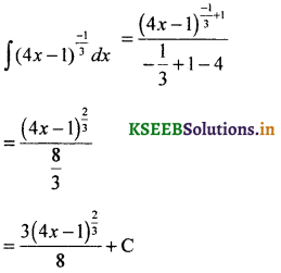 2nd PUC Basic Maths Question Bank Chapter 20 Indefinite Integrals 12