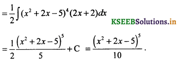 2nd PUC Basic Maths Question Bank Chapter 20 Indefinite Integrals 15