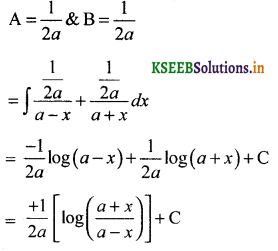 2nd PUC Basic Maths Question Bank Chapter 20 Indefinite Integrals 51